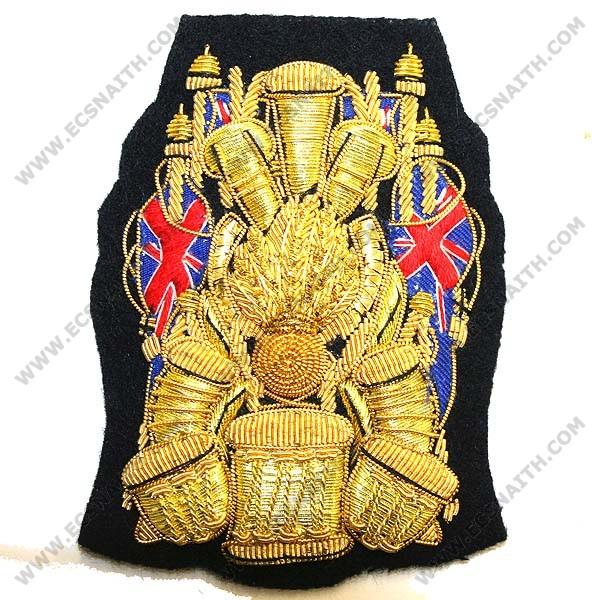 Royal Artillery Drum Major No.1 Dress Badge