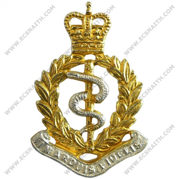 Army Medical Corps Officer Royal Army Medical Corps Cap