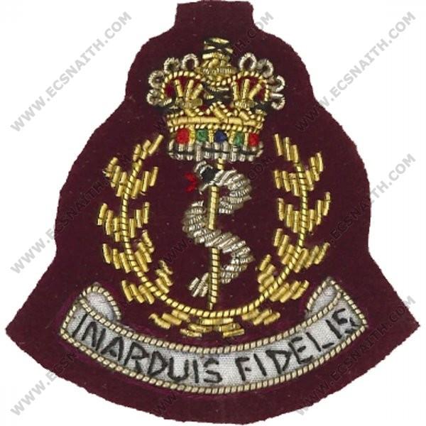 Royal Army Medical Corps Beret Badge, Officers, PARA