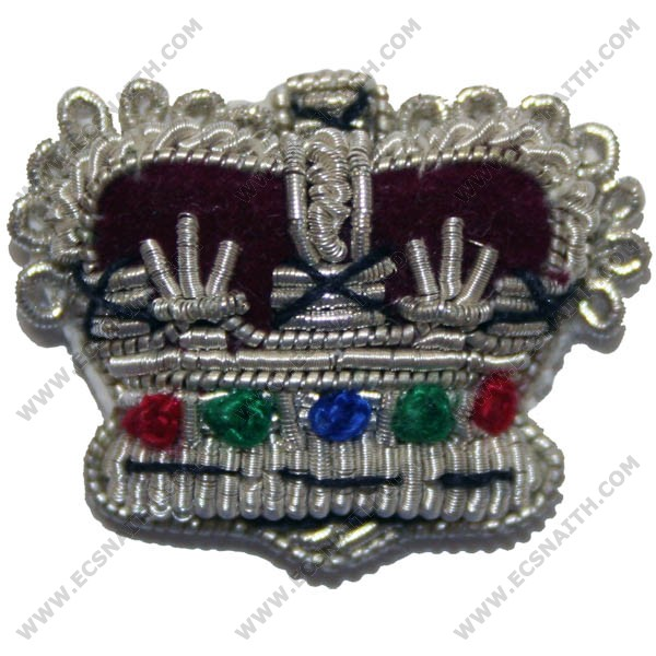 "RLC (All Silver) 5/8"" Crowns"