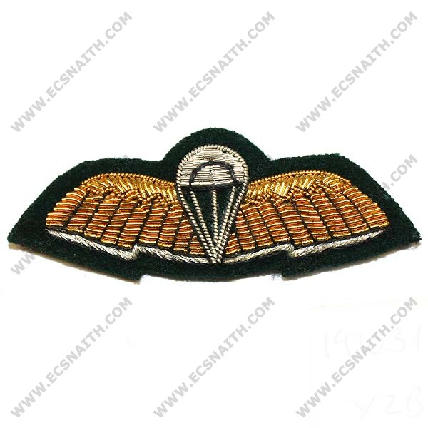 Special Forces Communicator (SBS) Wings On Lincoln Green (No1 Dress)
