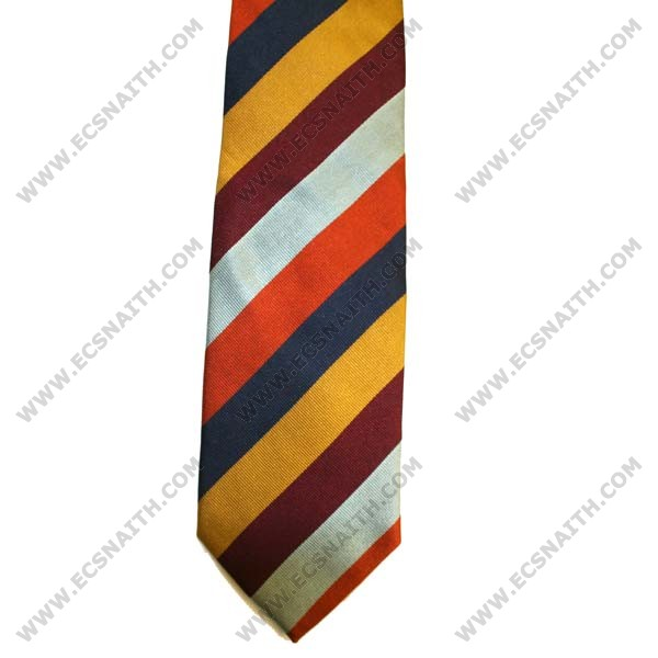 RAF Regiment Officers Club Tie
