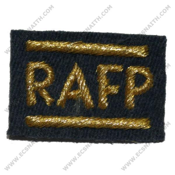 RAF Police Dress Badge