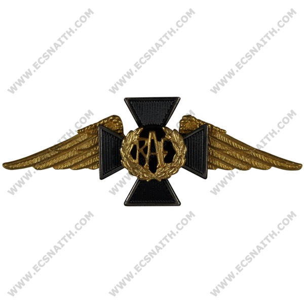 RAF Chaplain Collar Badges