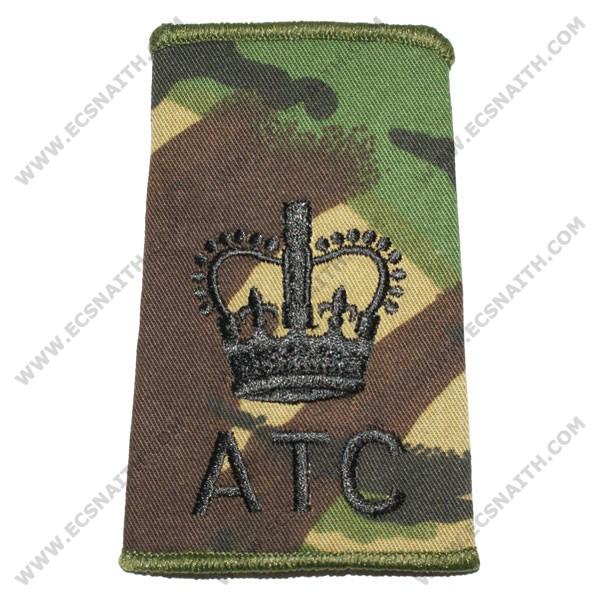 ATC Rank Slides, CS95, (WO), Crown