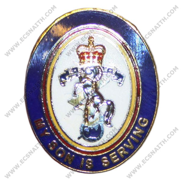 REME Son Sweetheart Brooch
