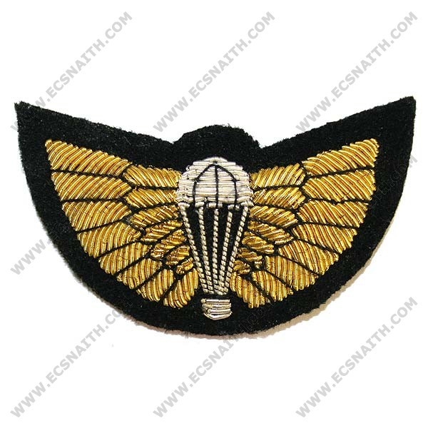 SAS Gold Wings On Navy No.1