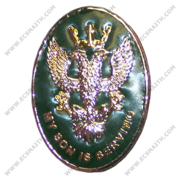 Mercian Son Sweetheart Brooch