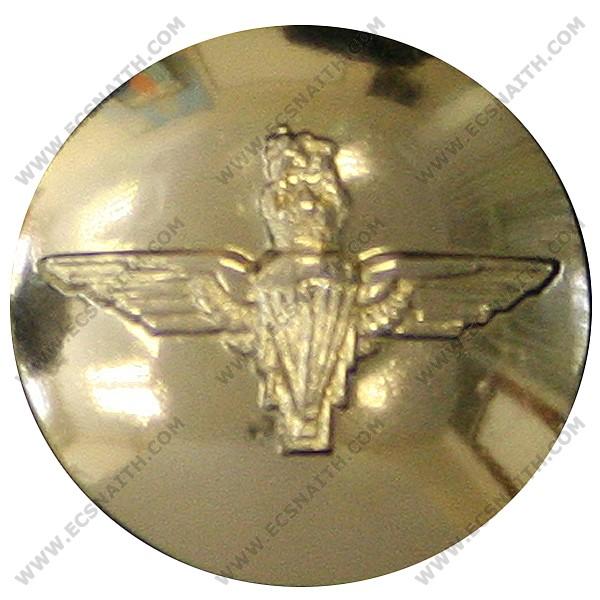 Parachute Regiment Button, Anodised (30L)