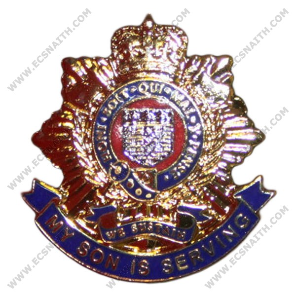 Royal Logistic Corps Son Sweetheart Brooch