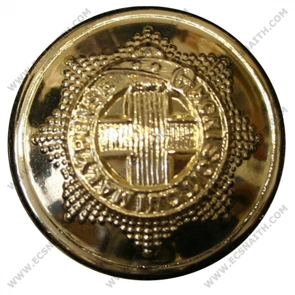 Coldstream Guards Button, Anodised (30L)