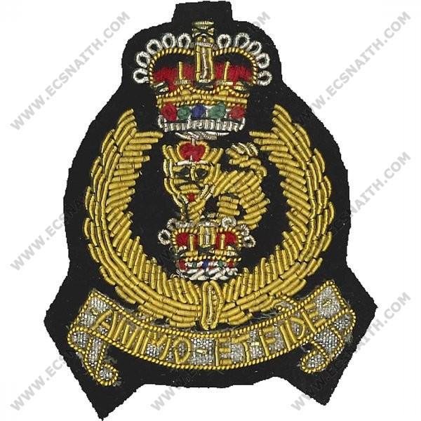 Adjutant General's Corps Beret Badge, Officers, Navy