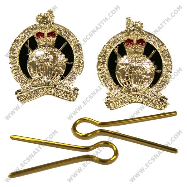 Army Legal Corps Collar Badge - Officer (No1)