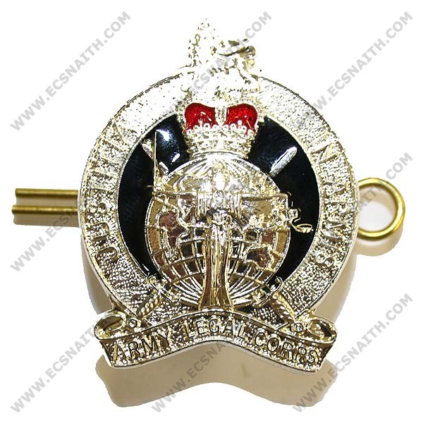 Army Legal Service Cap Badge, Officers, No1 Dress