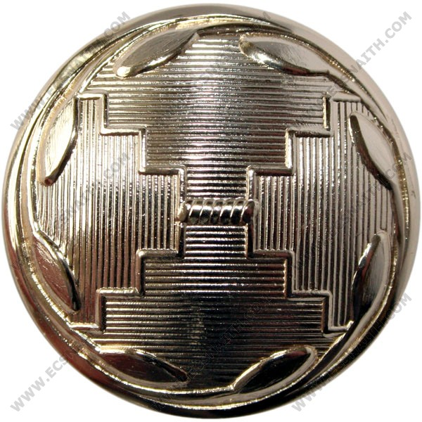 Adjutant General's Corps Button, Anodised, Old Pattern (30L)