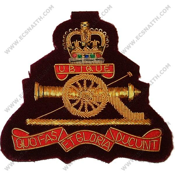 RA Wire Blazer Badge E11R