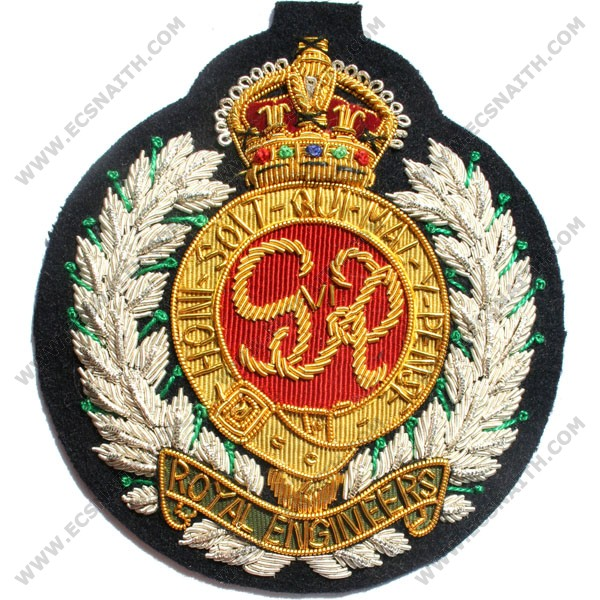 RE Wire Blazer Badge GV1R