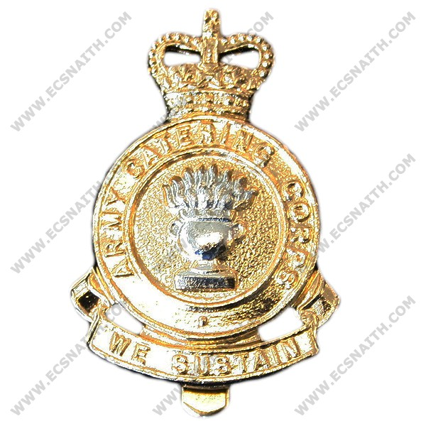 Army Catering Corps Cap Badge