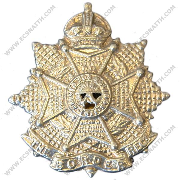 Border Regiment Cap Badge