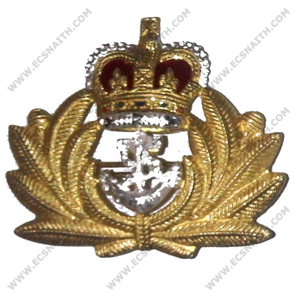 bf07b40c9b319 Royal Navy Beret Badge