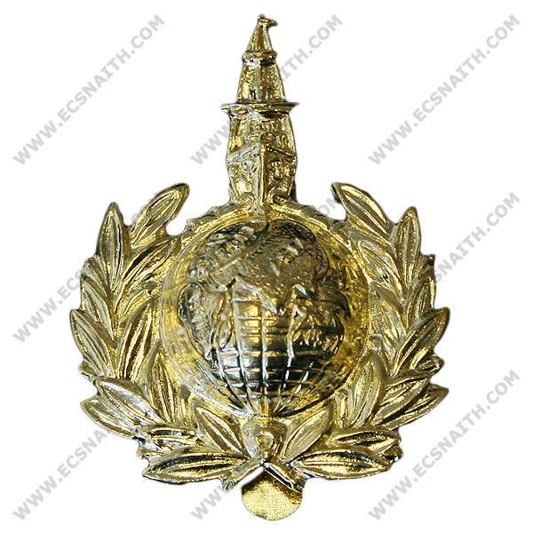 Royal Marines Cap Badge, Labour Corps