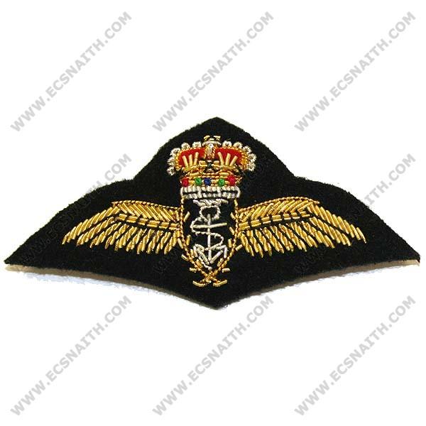 Royal Navy Fleet Air Arm Pilots Wings - Small (Brooch)