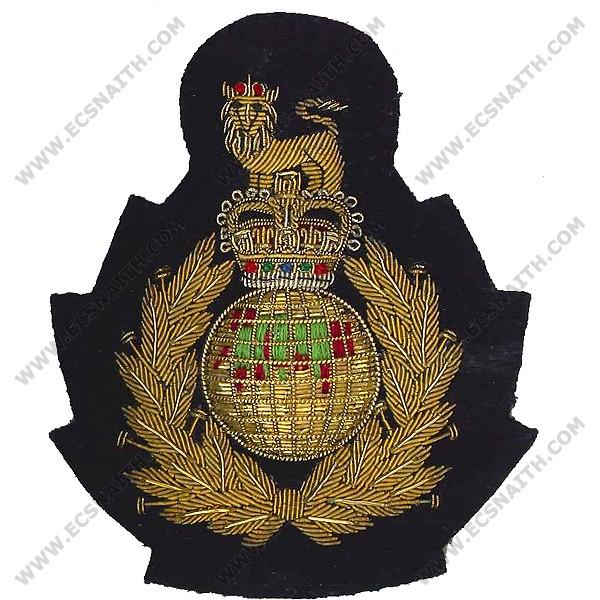 RM Association Wire Blazer Badge
