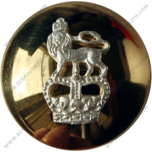Royal Marines Button, Mounted (22L)