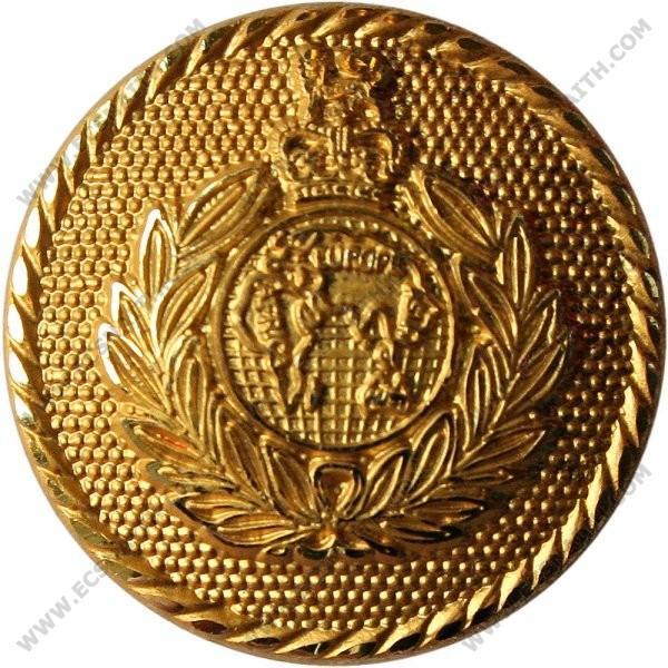 Royal Marines Button, Blazer (Large)