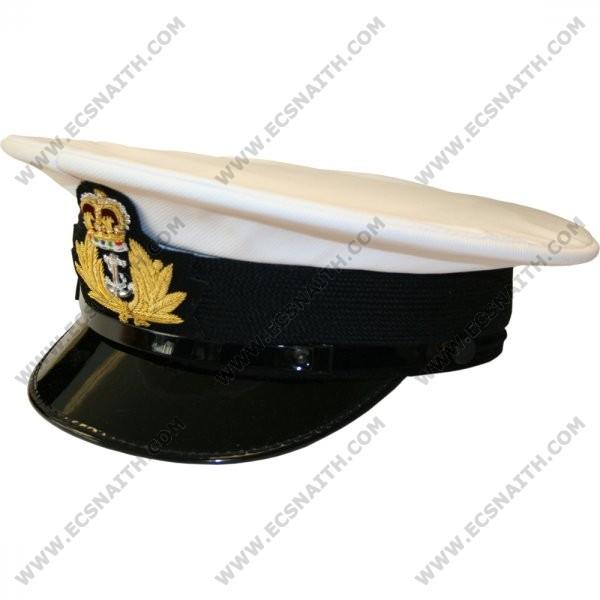 Royal Navy Officer's Frame Cap