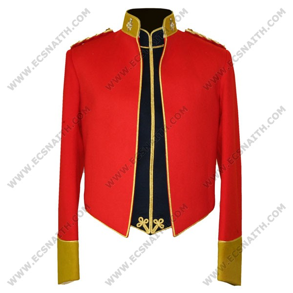 Princess of Wales Royal Regiment Officer's Mess Dress