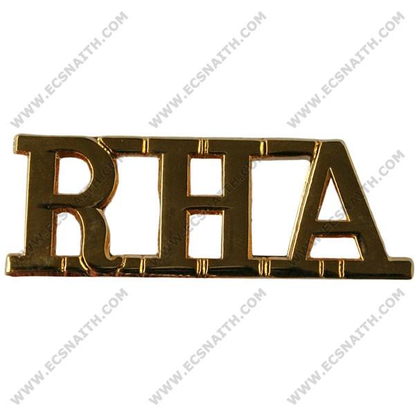 RHA Gilt Titles Large