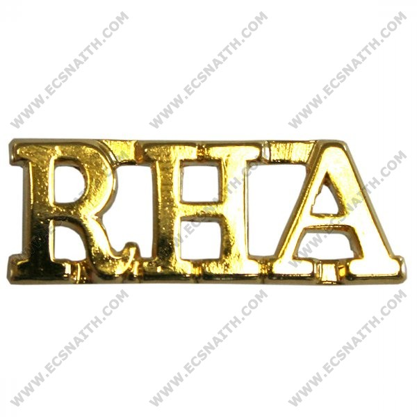 RHA Gilt Titles Small