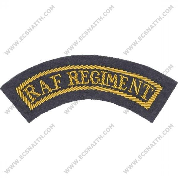 RAF Regiment Titles Mess