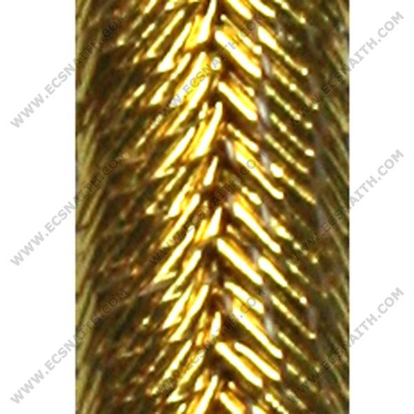 Gold Russia Braid 3mm