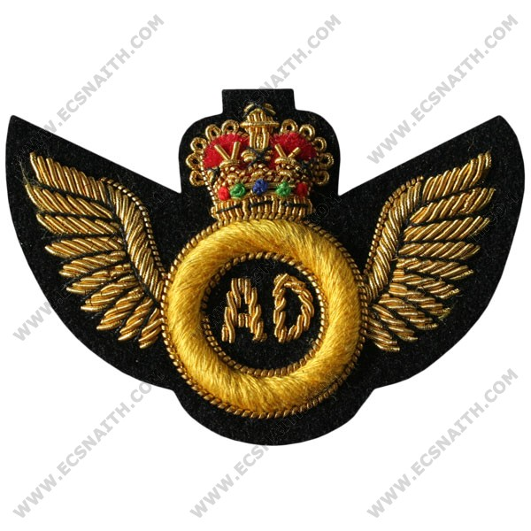 RLC Ad Wings On Navy Mess