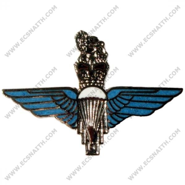 Parachute Regiment Nickel Crown