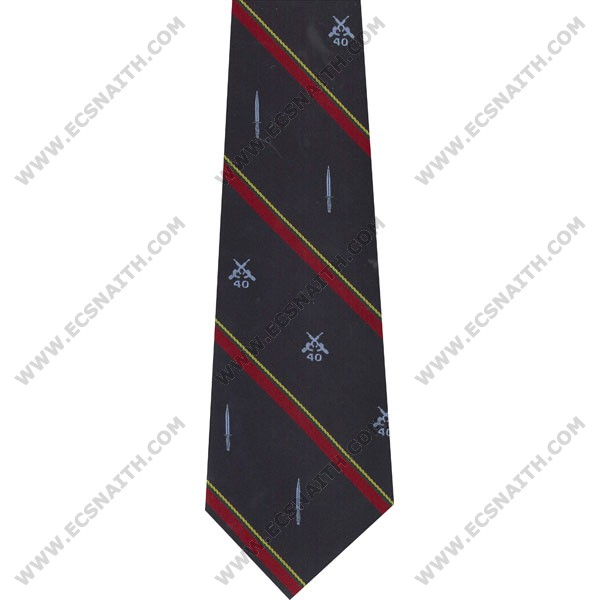 RM 40 CDO Crested Tie