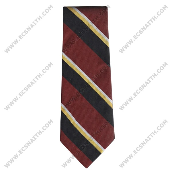 East Yorkshire Regiment Tie