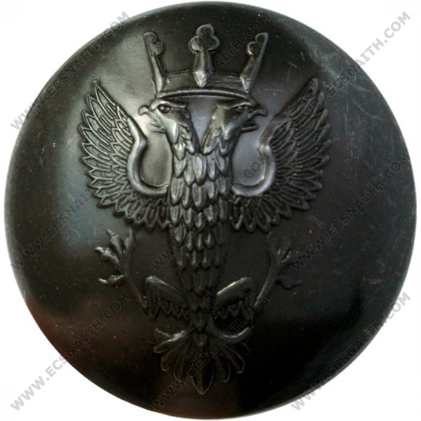 Mercian Button, Bronzed (40L)