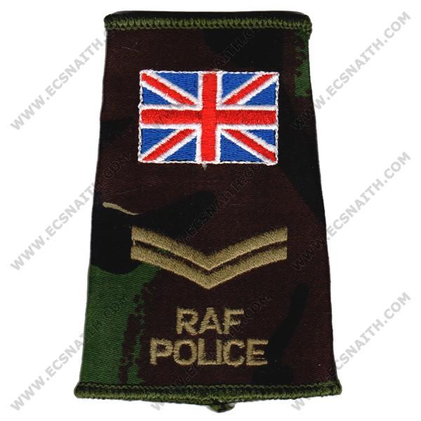 RAF Rank Slides, CS95, (Cpl), Police UK