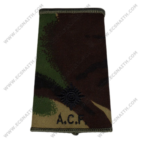 ACF Rank Slides, CS95, (2/Lt)