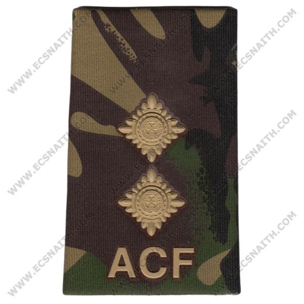 ACF Rank Slides, CS95, (Lt)