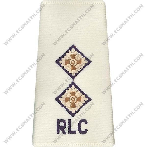 RLC Rank Slides, Cream, (Lt)