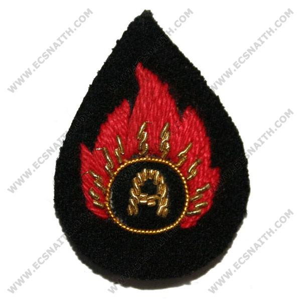 RLC Ammo Examiner (Navy) Badge
