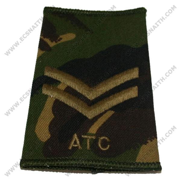 ATC Rank Slides, CS95, (Cpl)