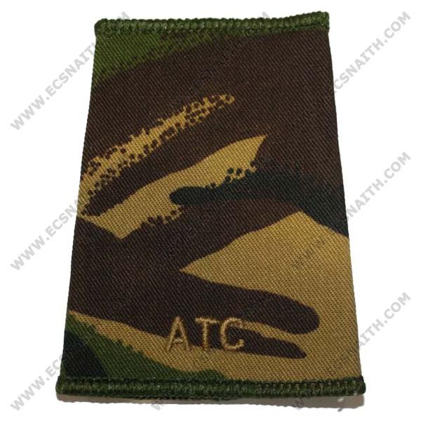 ATC Rank Slides, CS95, (Unranked)