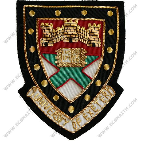 University-Of-Exeter-Wire-Blazer-Badge