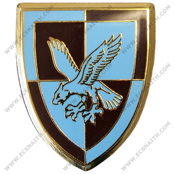 16 Air Assault Lapel Badge