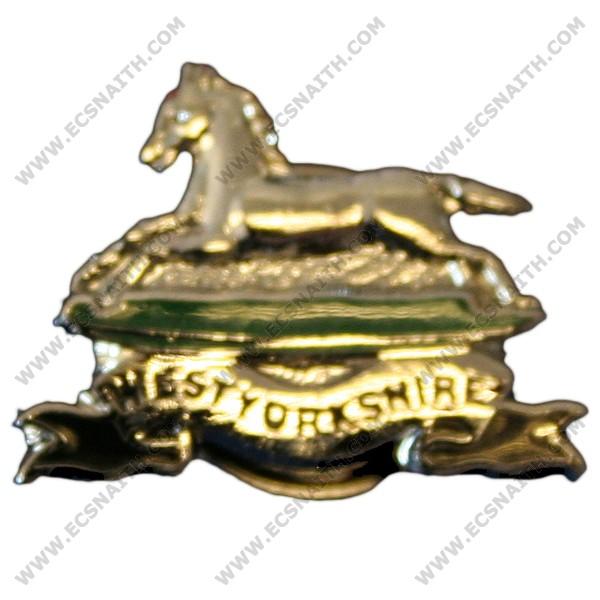 West Yorkshire Regiment Lapel